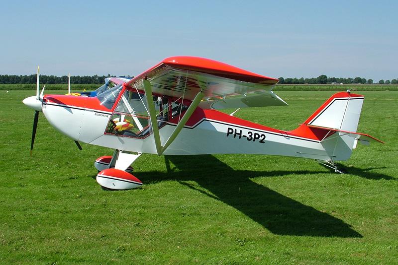 Aviation Photos & History: PH-3P2 Aeropro Fox
